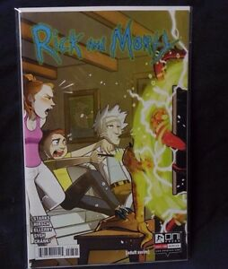Rick and Morty Issue #25 1st Print *We Combine Shipping*