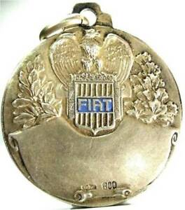... TORINO Dopolavoro FIAT Medaglia Premio