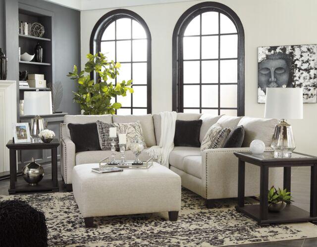 Ashley Furniture Hallenburg 2 Piece Sectional For Sale Online Ebay