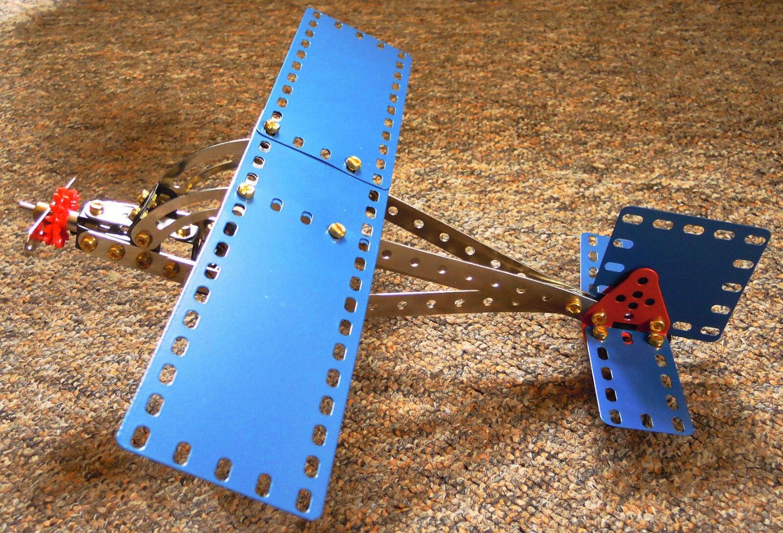 Märklin 45292  Metall-Baukasten Deko-Sondermodell Deko-Sondermodell Deko-Sondermodell Metall-Flugzeug, N E U & O V P 988b75