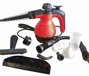 Steam-Cleaner-Hand-Held-Steamer-Glass-Tiles-Universal-Cleaning-with-accessories