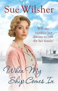 Sue-Wilsher-When-My-Expedition-Livre-en-Tout-Neuf-Livraison-Gratuite