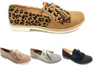 office animal print shoes