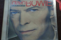 Rare David Bowie Black Tie White Noise German Import Edition 14 Tracks Arista