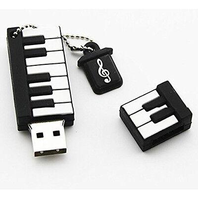 Keyboard Klavier - USB Stick / 8 GB Speicher / Speicherstick Flash drive