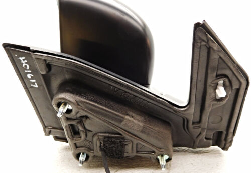 OEM Honda Ridgeline Left Driver Side Mirror Housing and Cover Scratches