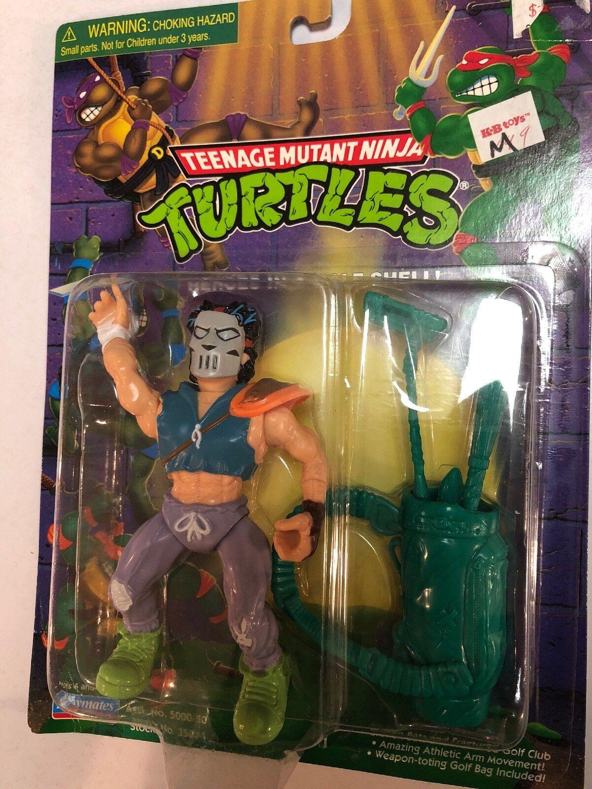 Playmates Toys Teenage Mutant Ninja Turtles Casey Jones Action Figure