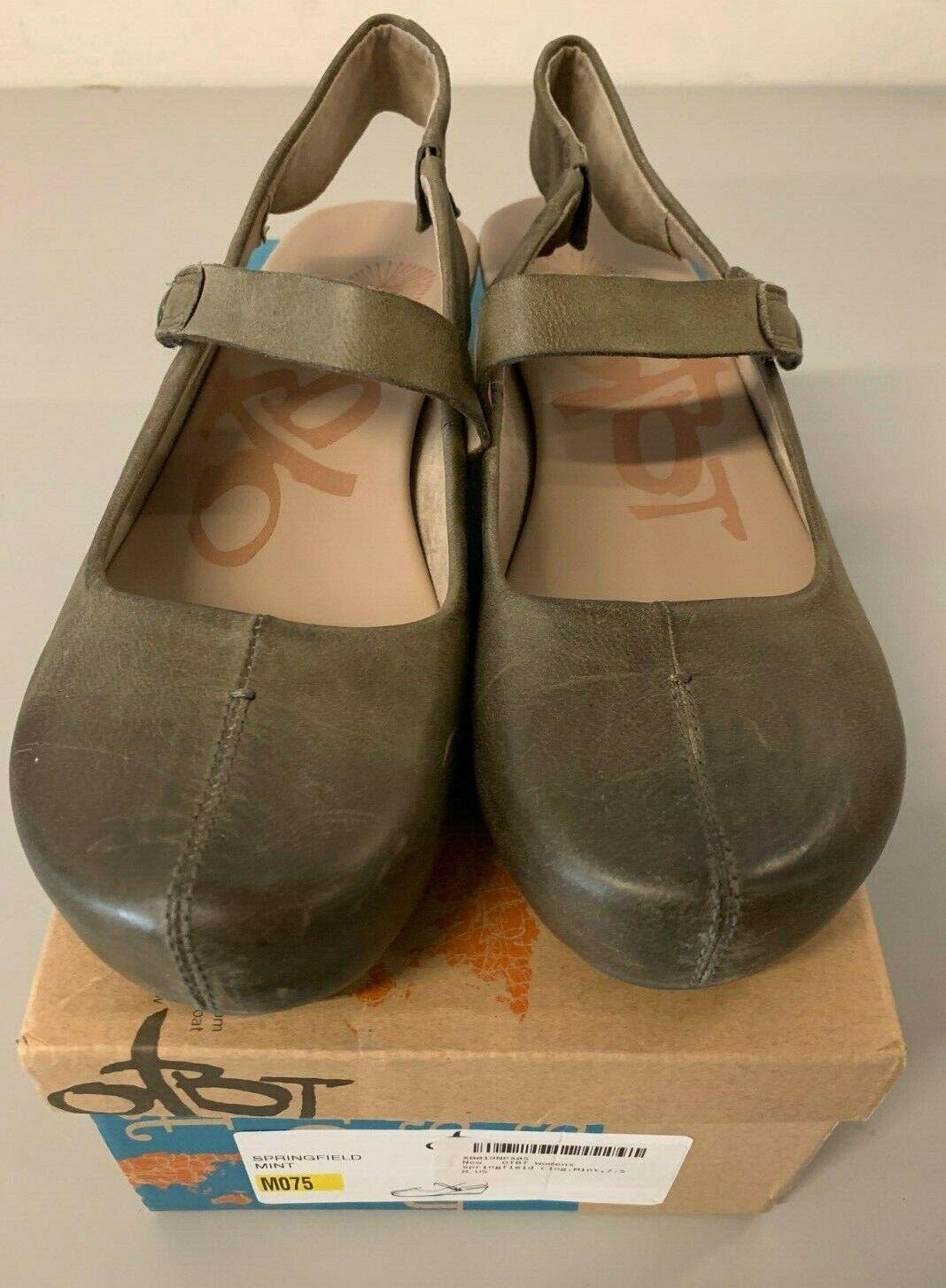 Usato delicatamente OTBT Springfield Wedge Sandals  Dimensione 7.5  grande vendita