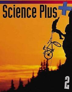 Science-Plus-2-Pupil-Book-2-Midland-Examining-Group-Used-Good-Book