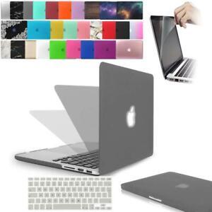 "Crystal Hard Shell Case Macbook Air Pro 13/"" Bag /& kb"
