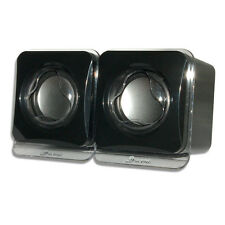 Sunvision Mini Mono USB Powered Speakers for Audio Surveillance Systems