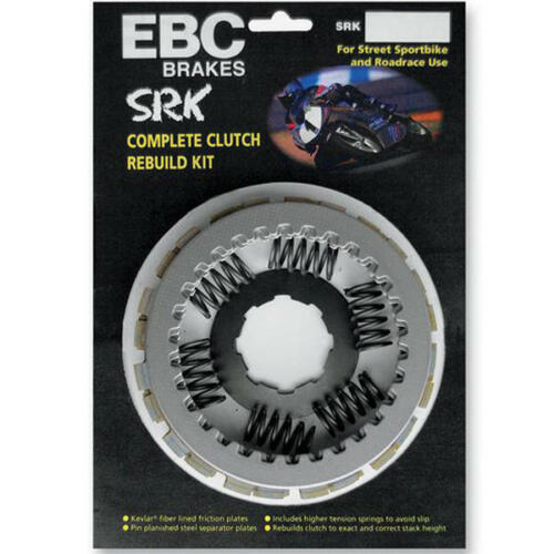 EBC SRK Clutch Kit fits Honda CBR1000RR 2008-2015