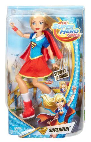 "Mattel DC SUPER HERO FILLES 12/"" SUPERGIRL FIGURINE"