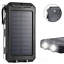 thumbnail 15 - 2021 Super 900000mAh 2 USB Portable fast Charger Solar Power Bank for Cell Phone