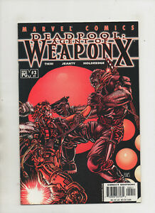 Deadpool-59-Agent-Of-Weapon-X-Barry-Windsor-Smith-Cover-Grade-9-2-2001