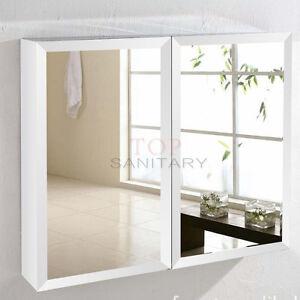 Luxury 900x720x150mm Bevel Edge Cabinet Medicine Shaving