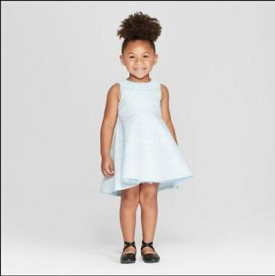 Genuine Kids® from OshKosh Pink NWT Toddler Girls/' Scuba A-Line Dress
