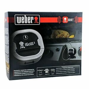 33a10c63d Weber iGrill 3 Thermometer - 7204 for sale online   eBay