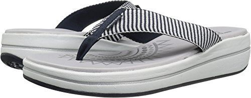 28e7068a97ab Buy Skechers 40898 Upgrades Sailin - Navy Womens Sandals 8 US online ...