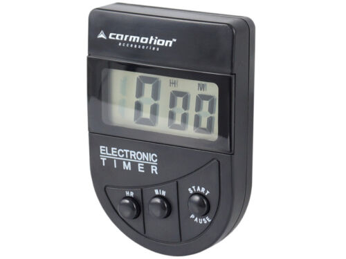 20 hours Electronic Driving Timer LCD Countdown Carmotion
