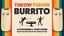 Prototype Throw Throw Burrito By Exploding Kittens kickstarter in hand