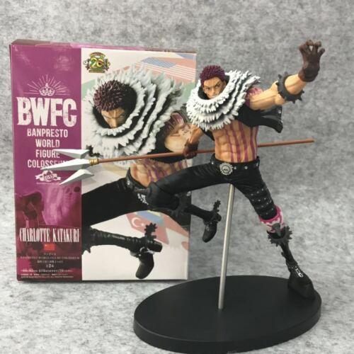 One Piece Katakuri BWFC2 Banpresto World Figure Colosseum Figurine Boxed KO Toy