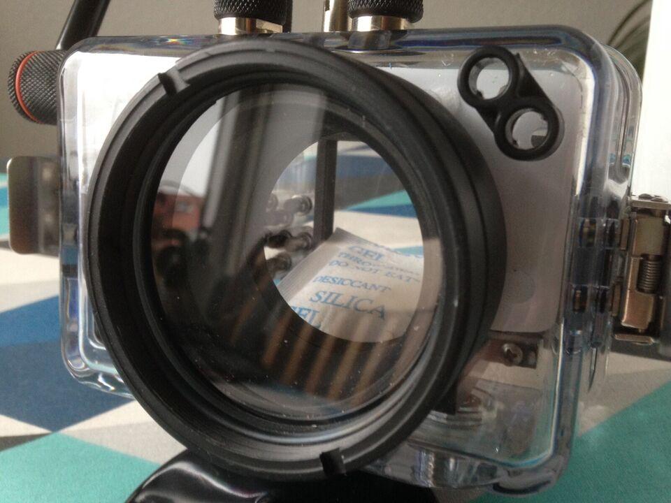 UV-hus Sony RX100 Ikelite