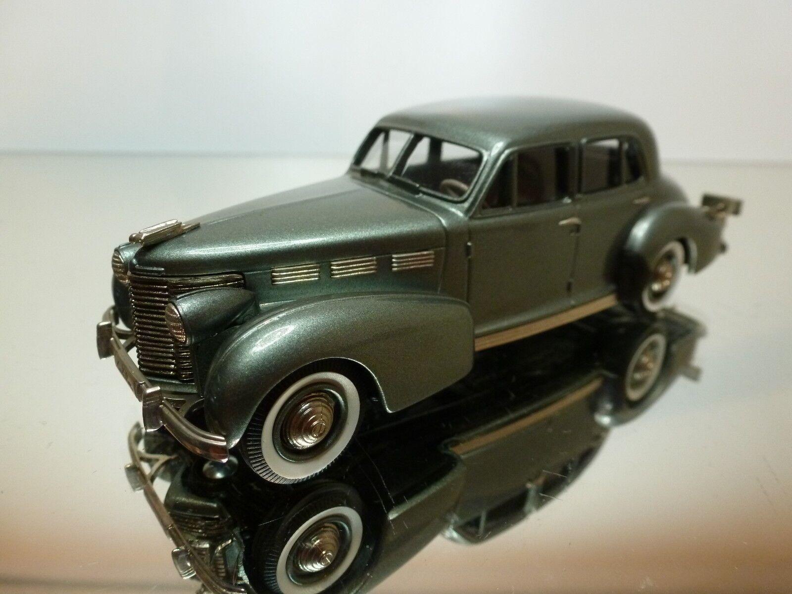 mejor oferta BROOKLIN BROOKLIN BROOKLIN MODELS CADILLAC 60 SPECIAL 1938 - gris 1 43 - EXCELLENT CONDITION - 6  almacén al por mayor
