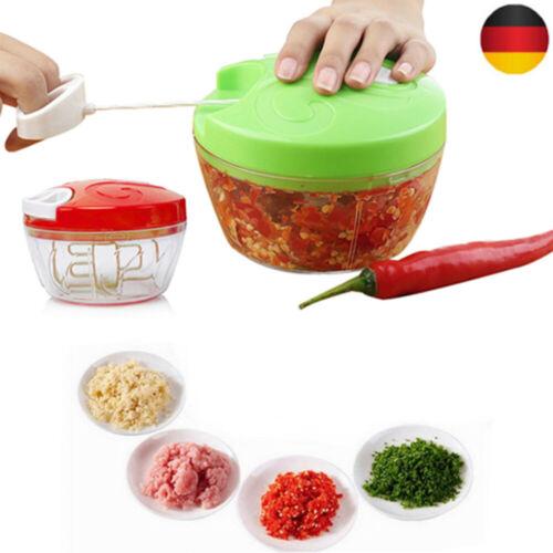 Gemüsehacker Zwiebelhacker Zerkleinerer Kräuterhacker Zwiebelschneider Zwiebel