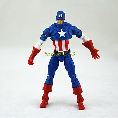 "Universe Infinite Captain America US 3.75 "" Action Figure Kid Toy Gift Xmas"