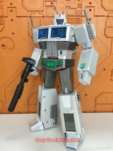 MS-TOYS MS-01T Light of Freedom Optimus prime Clear Version Transformers Toy