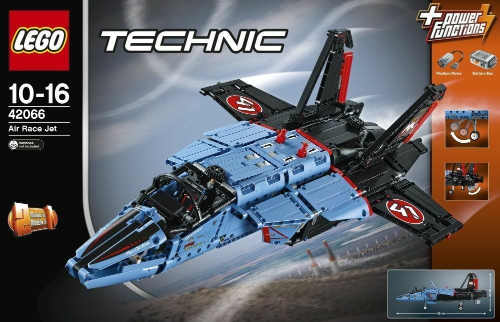 LEGO® TECHNIC 42066   AIR RACE JET ,  NEU & OVP