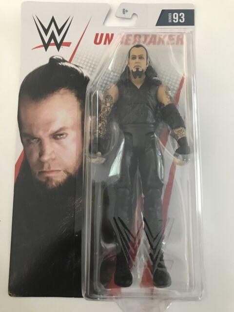 "Série WWE 93 Undertaker 7/"" Action Figure NEW"