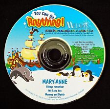 You Can Do Anything Personalized CD - Child's Name 106 X Cheaper NOT always best