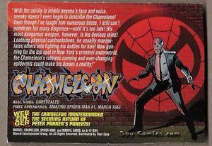 Chameleon #63 The Amazing Spider-Man 1994 Fleer Trading Card