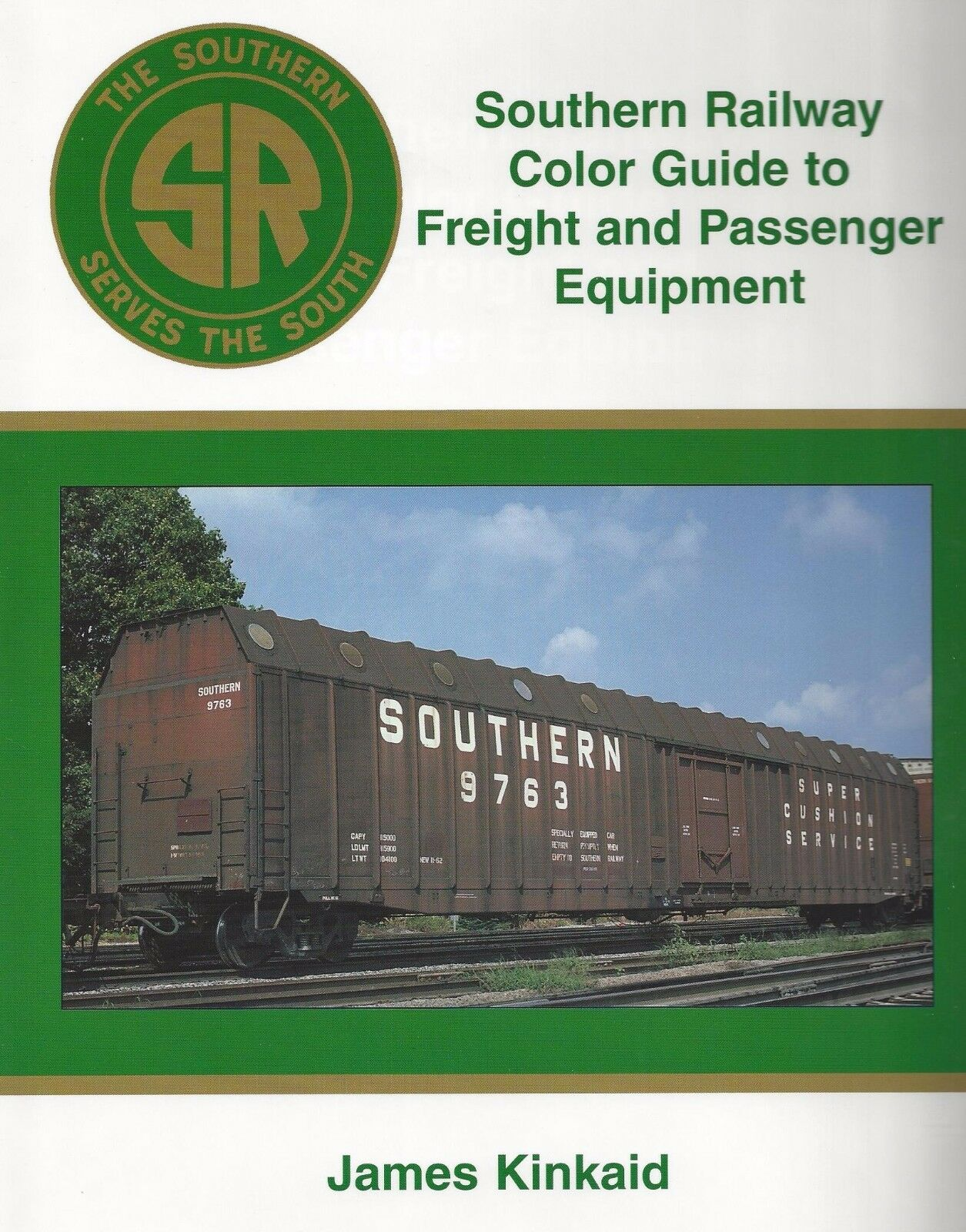 Southern Railway Colore Guida a Freight & Passeggeri Accessori  Nuovo Libro