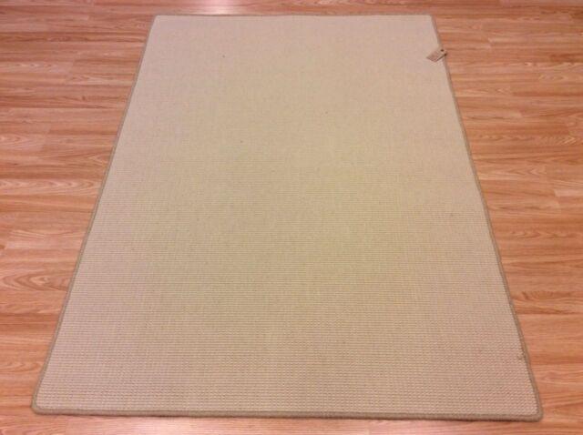 WOOL MOLOKO Huskie Crucial Trading L Blue 100/% Wool Carpet Rug 120x180cm 60/%OFF