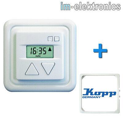 Rolladen Zeitschaltuhr Timer Schaltuhr für KOPP Paris HK 07 HK 05 Objekt 2005