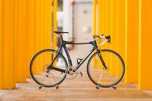 Colnago-C35-Carbon-fiber-Campagnolo-Record-10s-Size-medium-VGC-vintage-bicycle