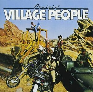 NEW-CD-Album-Village-People-Cruisin-039-Mini-LP-Style-Card-Case