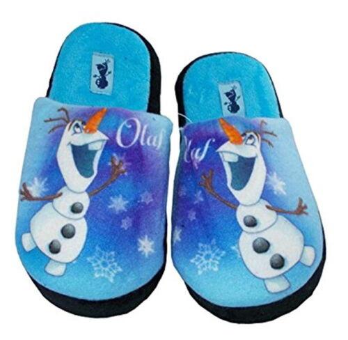 Disney Pantofole Olaf Pupazzo di Neve Frozen Originali Pantofole Bambino D93682