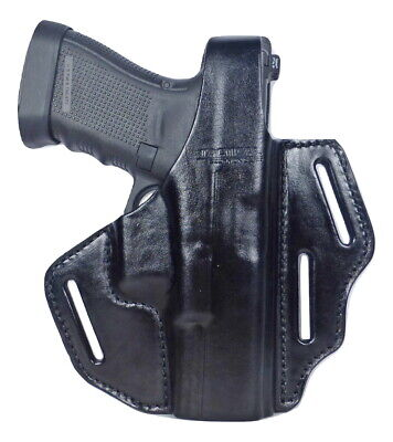 Tactical Scorpion Gear Leather IWB RH Concealment Holster Fits Taurus G3