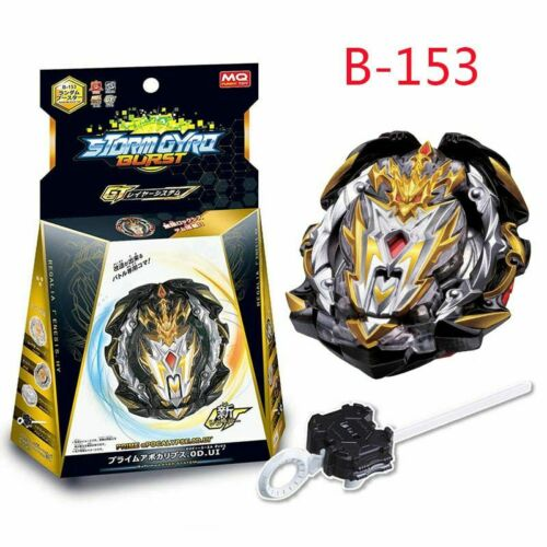 Beyblade Burst GT B153 Prime Apocalypse Dagger Ultimate Reboot Battle Top Gift