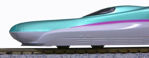 New KATO N Scale 10-857 JR E5 Shinkansen  Hayabusa  Basic 3 Cars Set Japan