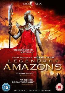 Leggendario Amazons DVD Nuovo DVD (SBX365)