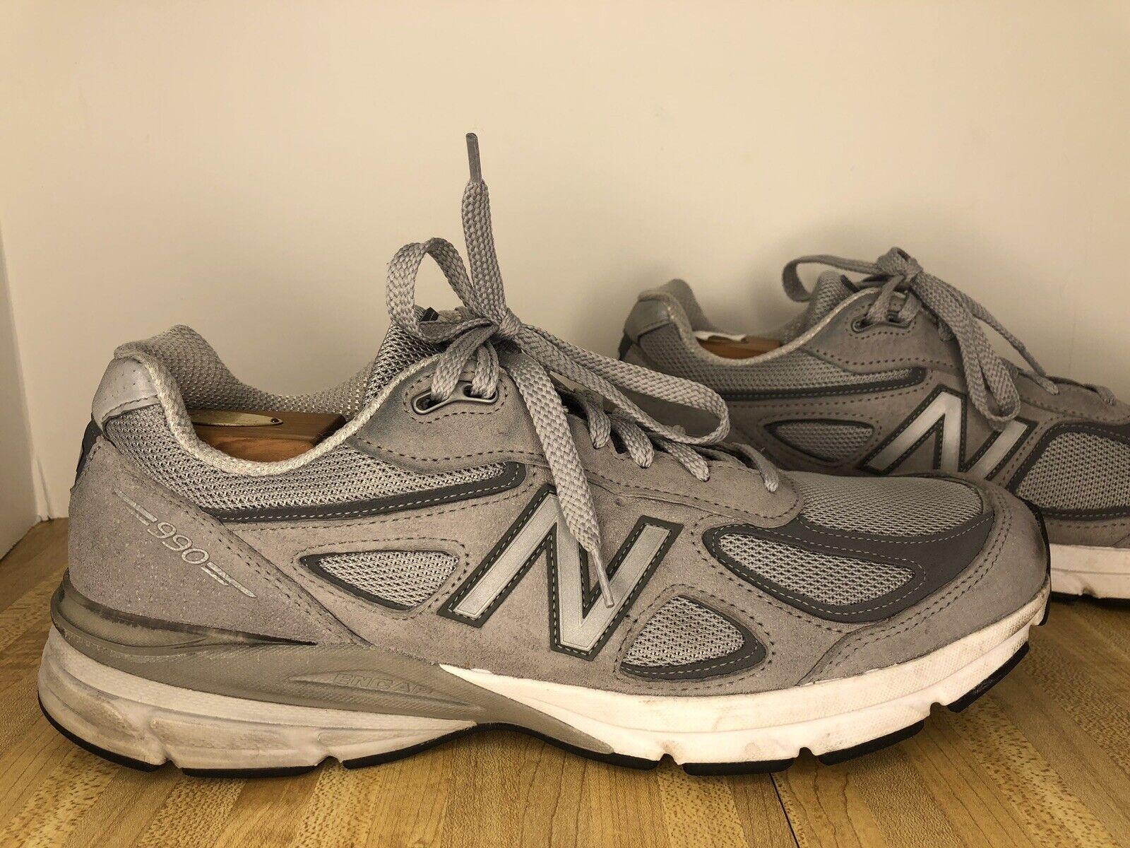 New New New Balance M990GL4 990v4 Running Training Walking shoes 990 Men Size 14(2E).A1 b7d8df