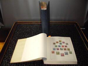 Bund-1955-2003-gest-in-2-KABE-Vordruckalben