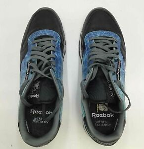Reebok Classic 'Artist For Humanity' Sneakers - Size 11