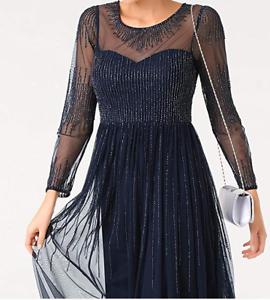 Ashley Brooke Cocktailkleid Gr. 46 schwarz 149,90€ | eBay