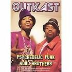 OutKast - Psychedelic Funk Soul Brothers (+DVD, 2006)